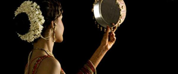 Karwa Chauth - Sunday, Oct. 24th  4:00 PM